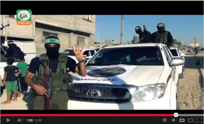 كتائب القسام تتدخل في الشأن المصريّ؟!